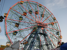 Deno\'s Wonder Wheel Amusement Park