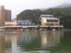 Artificial Lake In Wong Nai Chung Reservoir Park