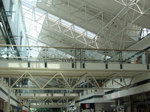 The Woodlands Mall.