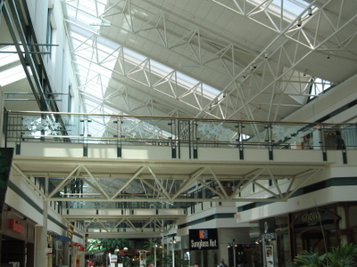 Inside The Woodlands Mall