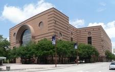 The Wortham Theater Center