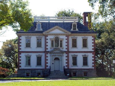 Mount Pleasant Mansion