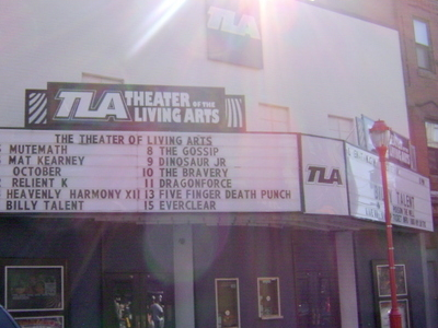 The TLA