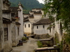 Xidi Village In Southern Anhui Province