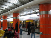Xinzha Road Station