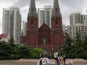 Catedral de San Ignacio de Shanghai