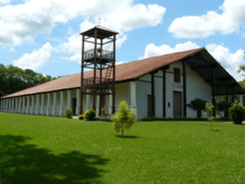 Yaguaron Church Front