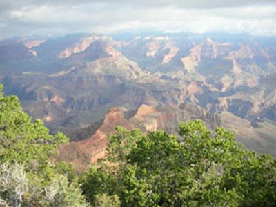 Yaki Point View - Grand Canyon - Arizona - USA