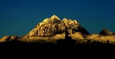 Yala Snow Mountain View - Sichuan - China