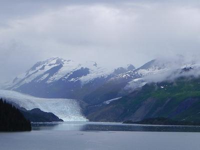 Yale Glacier