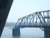 Crossing Into North Korea Over The Yalu River