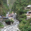 Yamunotri Temple And Ashrams
