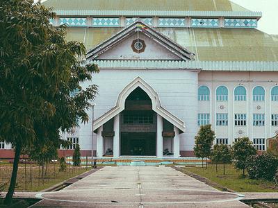 Yangon Drugs Elimination Museum