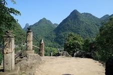 Yangshuo Hill Climbing