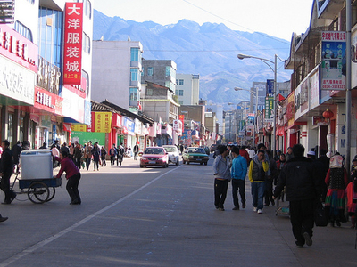 Yanyuan Subdistrict