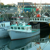 Lobster Fishing Boats In Yarmouth