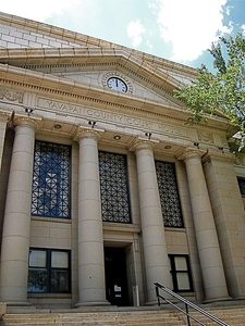 Yavapai County Arizona Courthouse