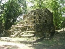 Yaxchilan At Chiapas -Mexico
