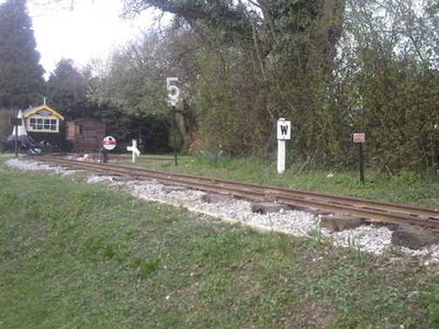 Yaxham Light Railway