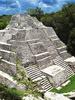 Yaxha Pyramid - Petén Department - Guatemala