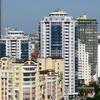 Yekaterinburg Skyline