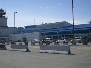 Yellowknife Airport