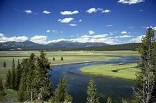 Yellowstone Caldera - Yellowstone - Wyoming - USA