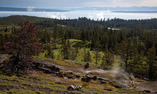 Yellowstone Lake Overlook Trail - USA