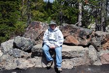 Yellowstone Lookout Point - Yellowstone - USA
