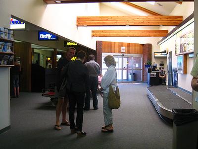 Yellowstone Regional Airport - Wyoming - USA