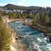 Yellowstone River Near The Tower Ranger Station - Yellowstone -