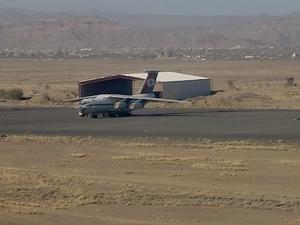Sanaa Intl. Aeropuerto