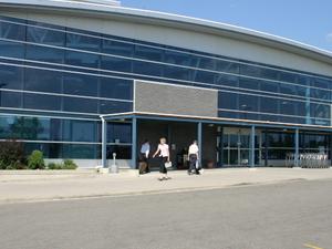 Kitchener Region of Waterloo Internacional. Aeropuerto