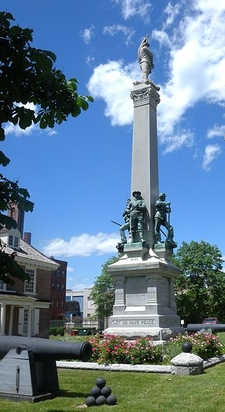 Yonkers Civil War Monument