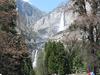 Yosemite Falls View From Bottom