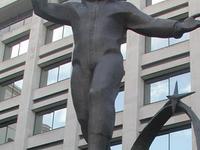 Yuri Gagarin Estátua