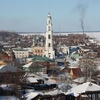 Yurievets, Old Wooden Russian Town
