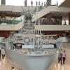 Model Of The Battleship