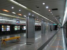 Yanchang Road Station