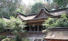 Yoshino Mikumari Shrine