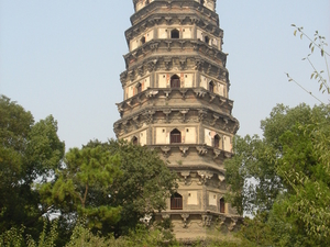 Huqiu Tower
