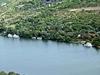 Zambezi River Near Victoria Falls - Zambia-Zimbabwe
