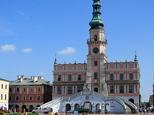 Market Square Zamosc