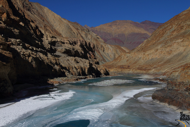 Chadar Trek - Ladakh India Photos