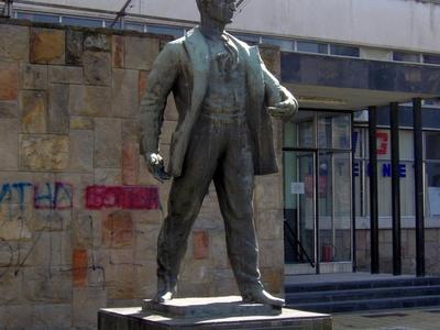 Zarko  Zrenjanin Monument