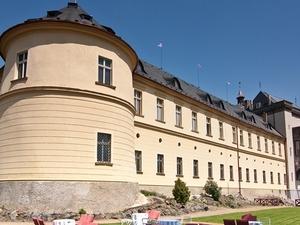 Zbiroh Castelo