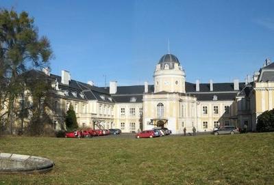 Šilheřovice Castle