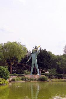 Zeus Parc Astérix