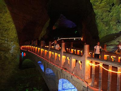 Zhangjiajie Walkway Bridge