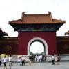 Zhao Mausoleum